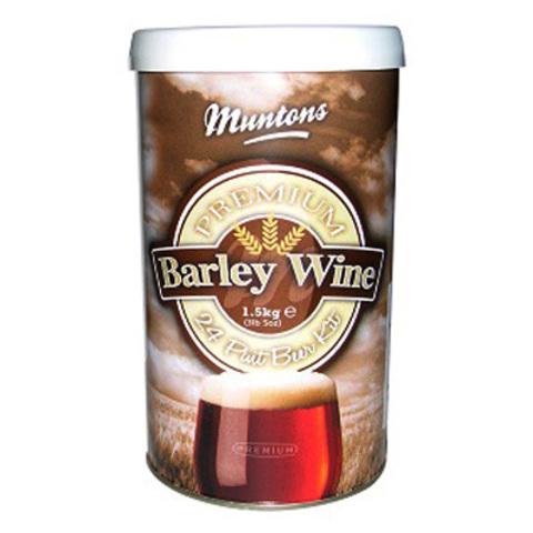 Солодовый экстракт Muntons Premium Barley Wine (1,5 кг)