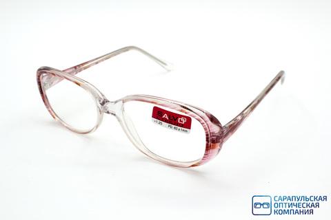 Очки готовые для зрения SALVO SS-ZYR0054