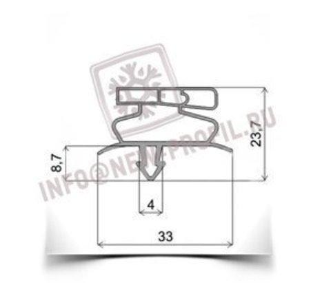 Уплотнитель для стола охлаждаемого True TUC-48-HC 655*565 мм по пазу(019)