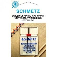 Фото: Игла Twin universal 130/705 H ZWI SDS №1-4,0/90