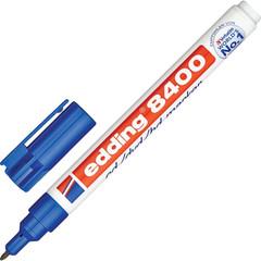 Маркер для CD Edding E-8400/3 синий (толщина линии письма 0.5-1мм)
