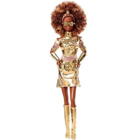 Барби Звёздные Войны C-3PO