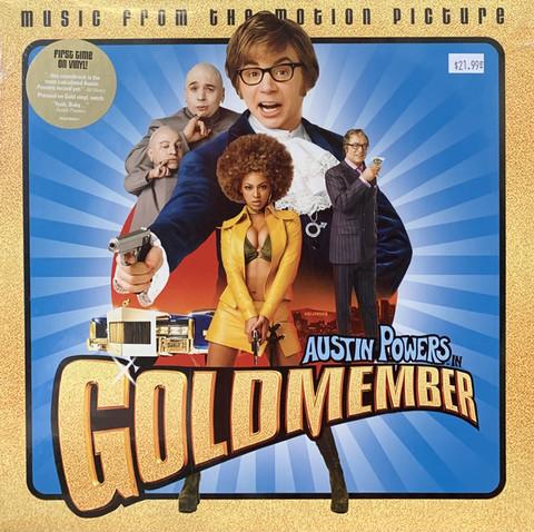 Виниловая пластинка. Various — AUSTIN POWERS IN GOLDMEMBER
