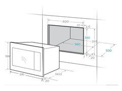 Микроволновая печь Midea AG820BJU-WH схема