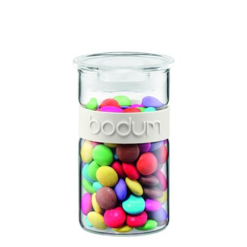 Банка для хранения Bodum Presso (0,25 литра), белая