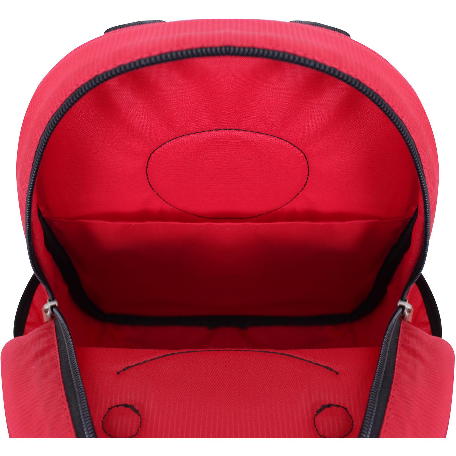 Рюкзак Bagland Bee 5 л. Красный (0052115) фото 4
