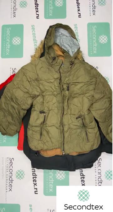 Куртки пуховики