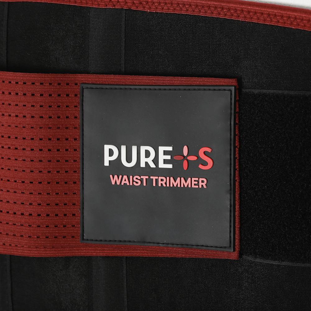 Пояс для похудения корсет с поддержкой спины, PURE+S-4