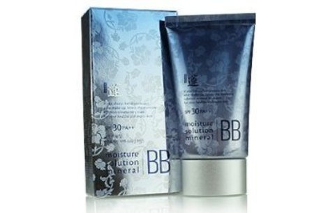 WELCOS Lotus ББ крем минеральный Lotus Moisture  Solution Mineral BB Cream