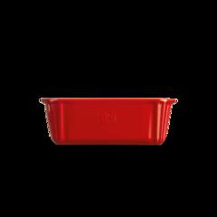 Форма Moule Cake для выпечки Emile Henry (гранат)