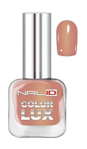 NAIL ID NID-01 Лак для ногтей Color LUX  тон 0112  10мл