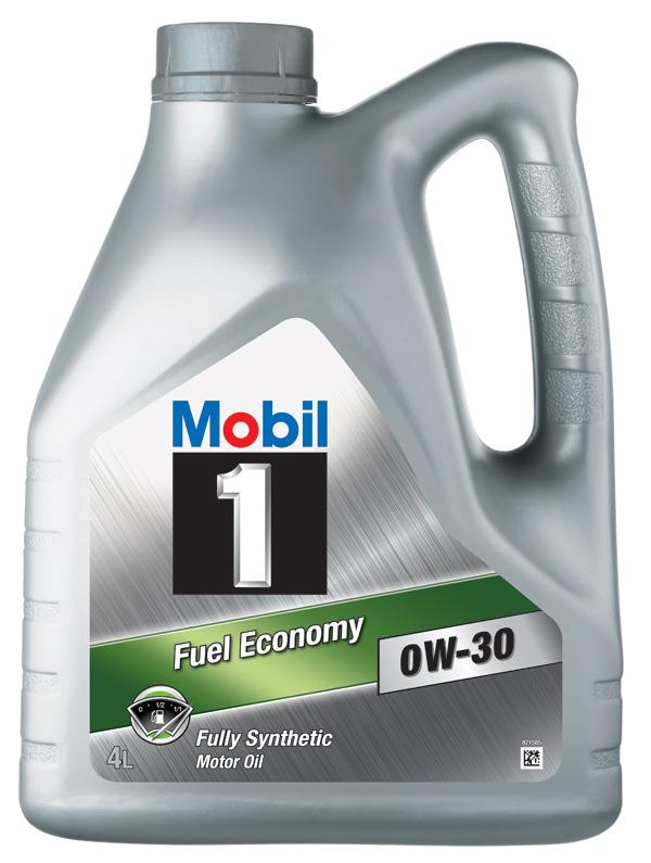 Mobil 1  Fuel Economy Formula 0W30 Синтетическое моторное масло