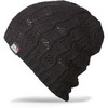 Картинка шапка-бини Dakine Ivy Black - 1