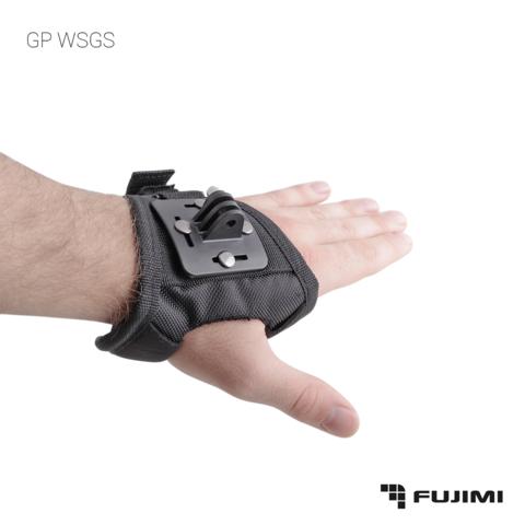 Крепление на запястье перчаточного типа (Fujimi GoPro GP WSGS)