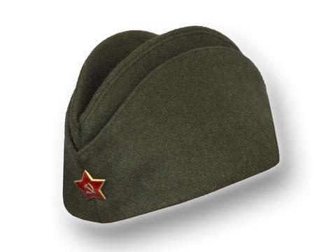 Пилотка суконная комначсостава РККА обр.1941г. (копия)
