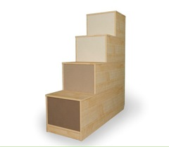 Лестница ступени Робин Вуд