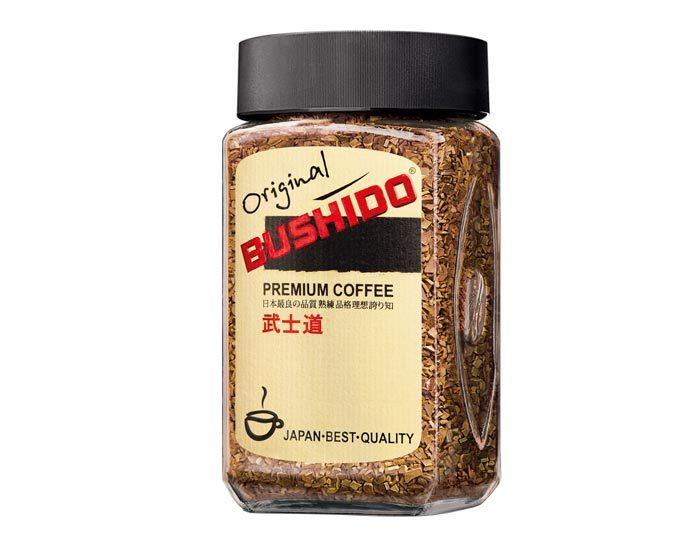 Кофе растворимый Bushido Original, 100 г