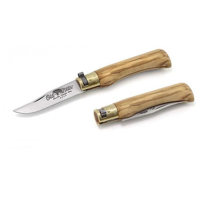 Нож Antonini модель 930717_LU Olive S