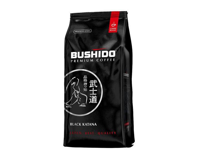 купить Кофе в зернах Bushido Black Katana, 1 кг