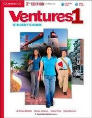 Ventures Second Edition 1 Student's Book with Audio CD