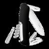 Уценка! Швейцарский нож SWIZA D03 Standard, 95 мм, 11 функций, черный
