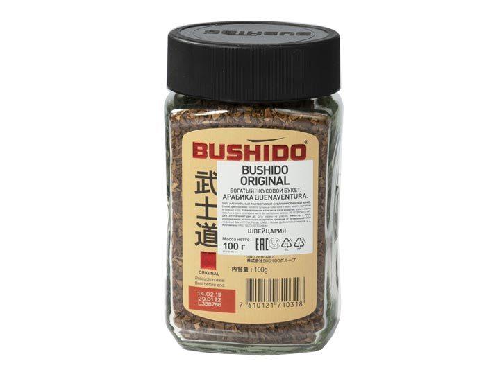 Bushido Original, 100 г