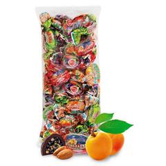 Конфеты шоколадные Кремлина Микс с фруктами и орехами 1 кг