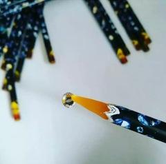 Восковой карандаш для страз