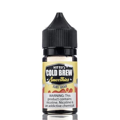 Жидкость Nitro`s Cold Brew Smoothies Salt 30 мл Fruit Splash