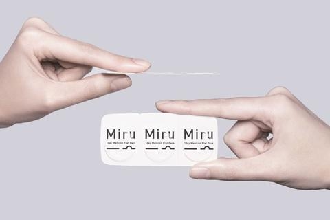 Японские контактные линзы Miru 1day купить в Хабаровске