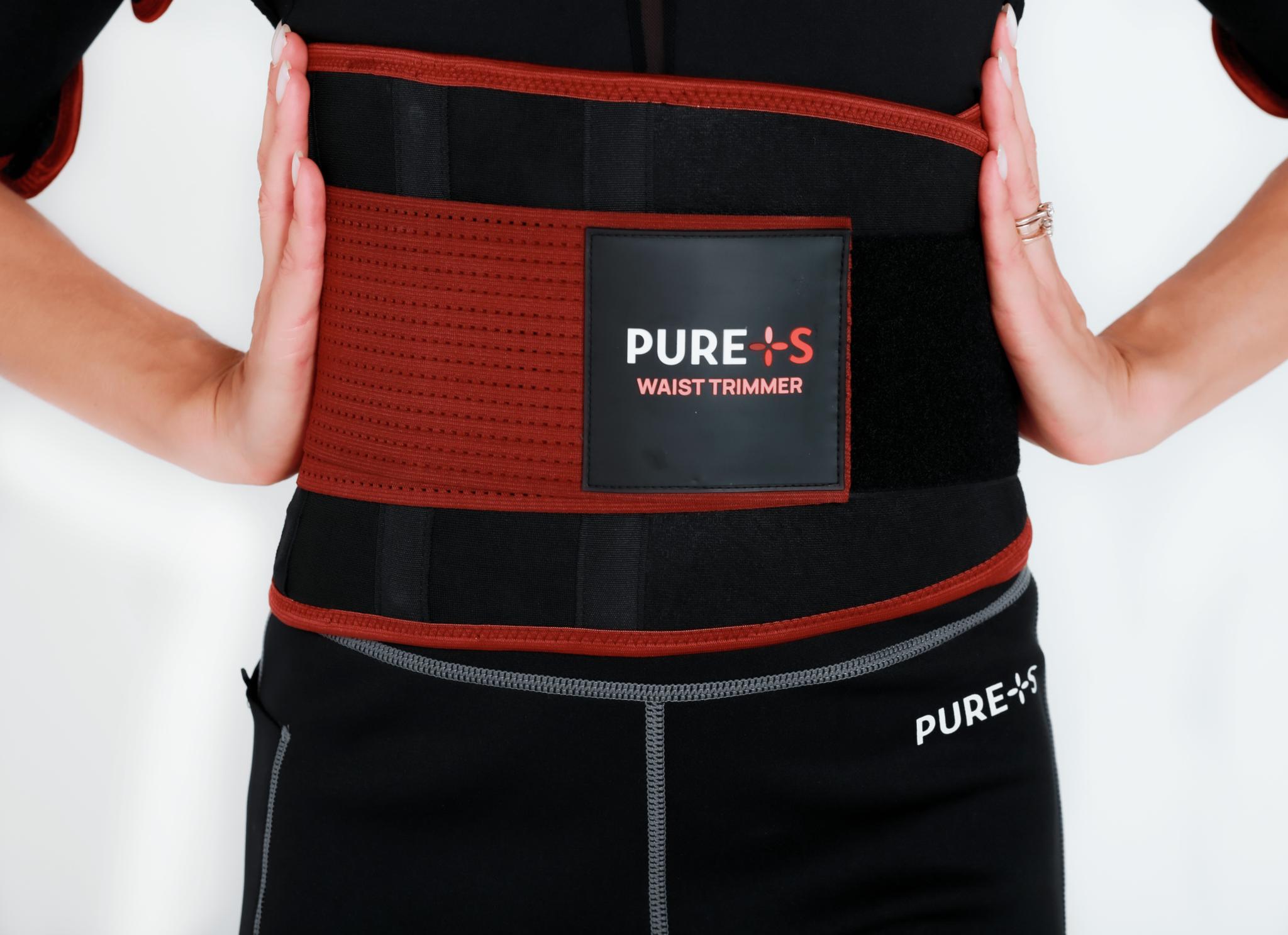 Пояс для похудения корсет с поддержкой спины, PURE+S-6