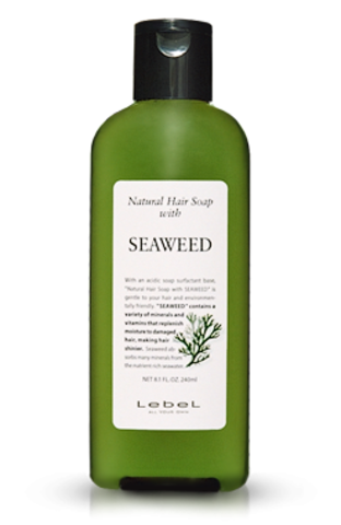 Шампунь для волос SEAWEED, 240 мл.