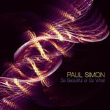 Paul Simon / So Beautiful Or So What (CD)