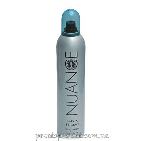 Punti di Vista Nuance CP Ecological Strong Hold Hair Spray - Еко-лак сильної фіксації без газу