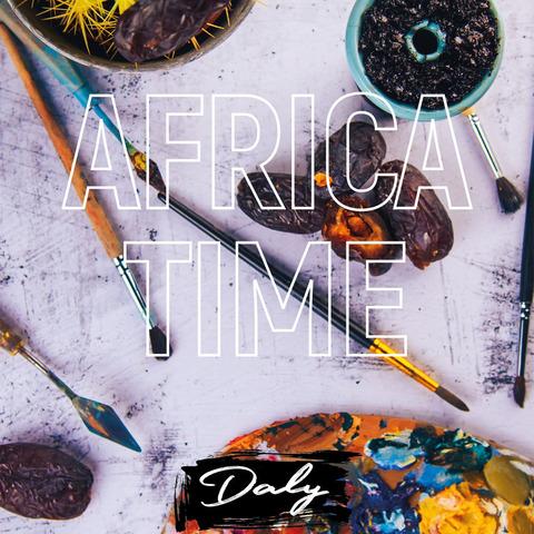 Кальянная смесь Daly Africa Time 50 г