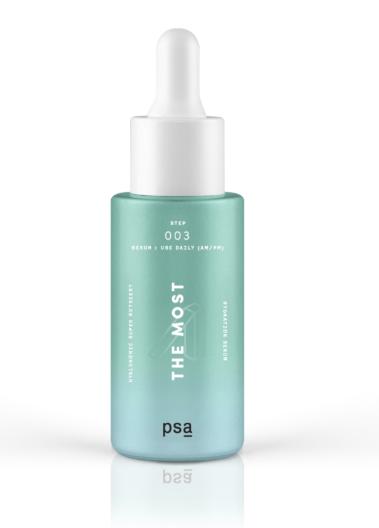 PSA THE MOST: Hyaluronic Nutrient Hydration Serum увлажняющая ночная сыворотка 30мл