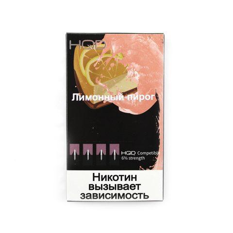 Сменный Картридж HQD совместимый с JUUL - Чизкейк х4, 60 мг