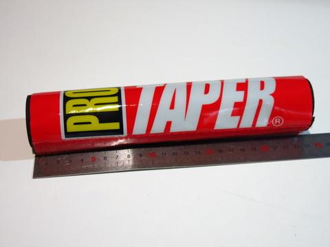 Накладка руля Protaper 25см красная