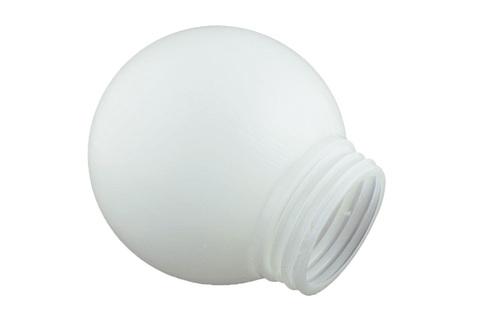 Рассеиватель РПА  85-150 шар-пластик (белый) TDM (упак. 30 шт.)