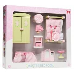 Кукольная мебель Бутон розы Спальня, Le Toy Van
