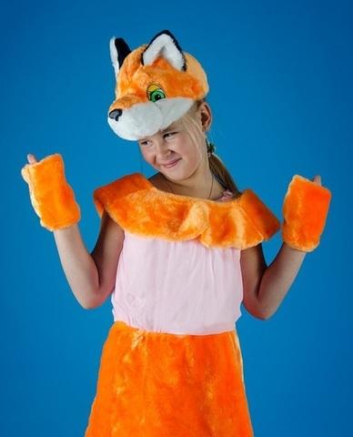 Карнавальный костюм Лисёнок 2