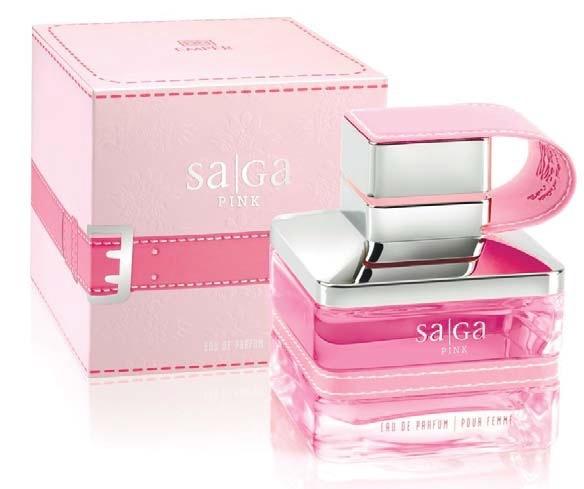 Пробник для Saga Pink Сага Пинк парфюмерная вода жен. 1 мл от Эмпер Emper