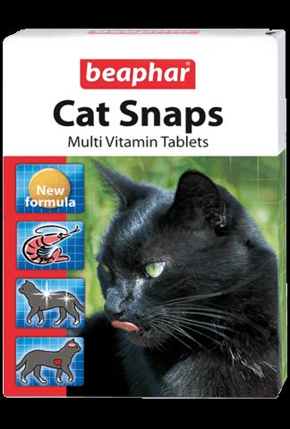 купить бефар Beaphar Cat snaps кормовая добавка для кошек
