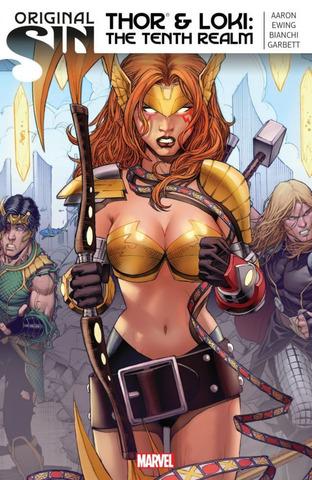 Original Sin: Thor & Loki The Tenth Realm TPB