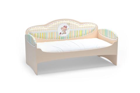 Диван-кровать для девочек Mia Бежевый