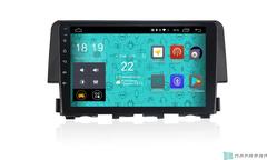 Штатная магнитола для Honda Civic 16+ на Android 6.0 Parafar PF977Lite
