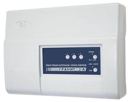Прибор приемно-контрольный Гранит-3А