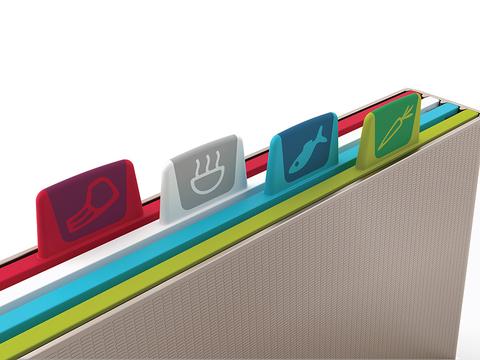 Набор разделочных досок Index™ в стальном кейсе