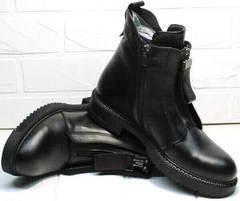 Женские ботинки демисезон Tina Shoes 292-01 Black.