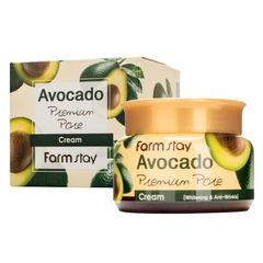 Антивозрастной крем с авокадо FarmStay